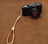 CAM-in CAM2070 Genuine Leather Universal Wrist Strap for Camera