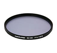 natureza 82b 58 milímetros filtro de correção de cor