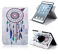 New Dreamcatcher Pattern PU Leather Full Body Case with Card Slot and Stand for Apple iPad Mini 1/2/3