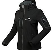 Außen Damen Oberteile / Jacke / Softshell Jacken / Ski/Snowboard Jacken / Damenjacken / WinterjackenCamping & Wandern / Jagd / Angeln /