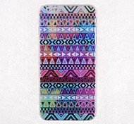 Cartoon Bohemia Style Pattern Back Case for iPhone 6 Plus