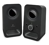 Logitech Z150 Multimedia-Lautsprecher verkabelt