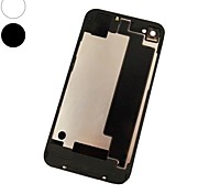 Back Glass Rear Door Battery Cover for Apple iPhone 4S