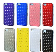 Slim Rhinestone Bling Back Cover for iPhone 6(Assorted Colors)