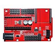 328P nano io sensor de Arduino módulo del panel de expansión inalámbrica