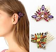Z&X®  Elegant Luxurious Multicolor Hair (2 Colors Options: Purple, Green)