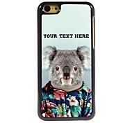 personalisierte Telefonkasten - Koala Design Metallkasten für iphone 5c