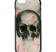 Cool Skulls Pattern Hard Back Cover for iPhone 6