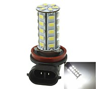 H8 20W 36X5730SMD 800-1200LM 6000-6500K White Light Led Bulb for Car Fog Lamp(1pcs/AC12-16V)