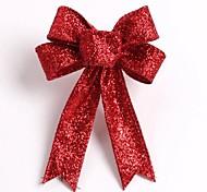 fitas de natal decoração bowknot