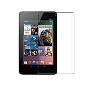 Dengpin High Definition HD Clear Invisible LCD Screen Protector Guard Film for Google Nexus 7(1st Generation) 7''Tablet