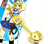 Fairy Tail Lucy Celestial Spirit Gate Cancer Golden Mental Key