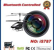 i-control rc 3.5ch camera helikopter met gyro voor iPhone, iPad en Android i787