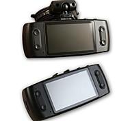 "Ambarella 2.7"" LCD 1080P CMOS Wide Angle Car DVR Camcorder  External GPS  G-sensor  Google Map"