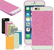 tpu morbido bling scintillio Cover posteriore per iPhone 6 (colori assortiti)