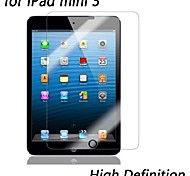 Premium High Definition Clear Screen Protectors for iPad mini 3