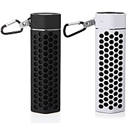 BTS-02 Portable Outdoor  Bluetooth Wireless Speaker with Metal Buckles Support U-disk TF Card FM
