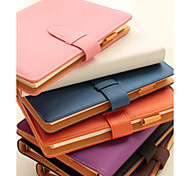 Creative Large Thick Leather Loose-Leaf Notebook