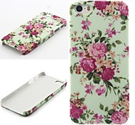 China Rose Hard Case for iPhone 5/5S