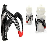 WEST BIKING® Bicycle Cycling Carbon Fibre Color Mountain Road Bike Water Bottle Holder Cages