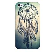 Dream Catcher Pattern Back Case for iPhone 4/4S