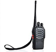 Newest 5W BF-888S Two-Way Radios FM Transceiver Flashlight Radio Walkie Talkies
