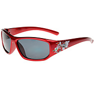 Sunglasses Kids's Classic / Retro/Vintage / Fashion / Geek & Chic Rectangle Red Sunglasses Full-Rim