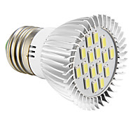 4W E26/E27 LED Spotlight 16 SMD 5730 280 lm Cool White AC 220-240 V