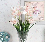 3 Head High Quality East Syrians Simulation Flower