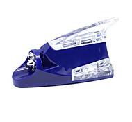 Wind Powered Car LED Light