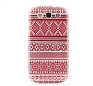 affaire aztèque de style tribal dur pour les Samsung Galaxy S i9300