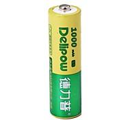 1.2v 1000mah Delipow aa batería recargable de níquel-cadmio (1pcs)