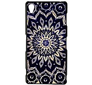 FITIN® Fashion Color Style Pattern Plastic Hard Case for Sony Xperia Z2