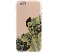 Soldier Design Hard Case for iPhone 6 Plus
