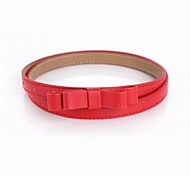 Women Skinny Belt/Waist Belt , Cute/Casual Alloy/Leather
