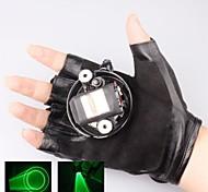 LT-532 Glove Green Laser Pointer(1MW,532nm,1xLithium Battery,Black)