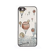 Balloon Design Aluminium Hard Case for iPhone 4/4S