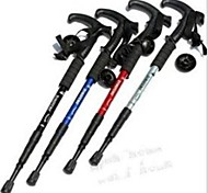 Adjustable Aluminium Alloy Hanil Trekking Stick Walking Hiking Outdoor Pole