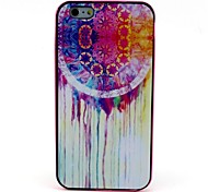 Oil Painting Pattern Back Case Cover for  iPhone 6 Plus