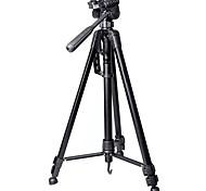 SOMITA ST-3520A Tripod with Cradle Head for Digital Camera/Mirrorless Camera(Black)