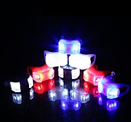 Bike Lights LED 3 Mode Lumens Waterproof CR2032 Cycling - Others , Black / Blue / Red / White