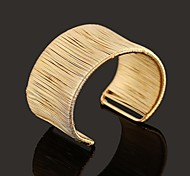 Women's Fashion High Quality  Iron Wire Cuff  Bracelet(More Colors)