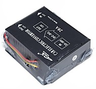 DC-20A DC 24V to 12V Car Electric Convertor (Out 12V)