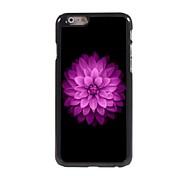 Pink Lotus Design Aluminium-Hülle für das iPhone 6 Plus