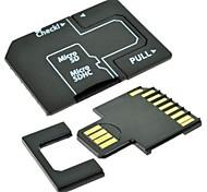 micro sd tf al kit de tarjeta de memoria SD de destello del usb adaptador de disco de soporte adaptador de tarjeta de 128gb