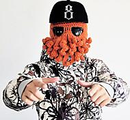Handmade Knitting Wool Octopus Winter Hats