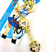 Fairy Tail Lucy Celestial Spirit Gate Virgo Golden Mental Key
