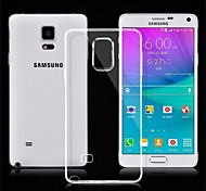 Ultrathin TPU Case for Samsung Galaxy Note 4