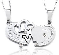 Love Couple Necklace
