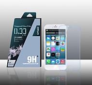 0.33mm otao 3pcs écran mat anti-lumière bleue film de protection pour iPhone 6 plus